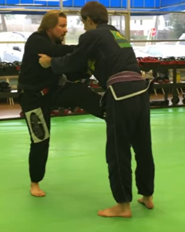how-to-pull-guard-for-bjj-competition