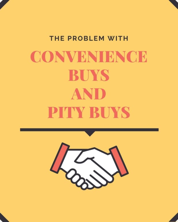sales-tips-the-problem-with-convenience-and-pity-buys