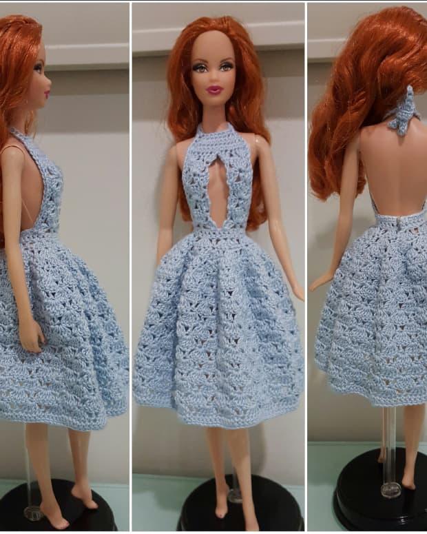 barbie-sexy-cleavage-dress-free-crochet-pattern