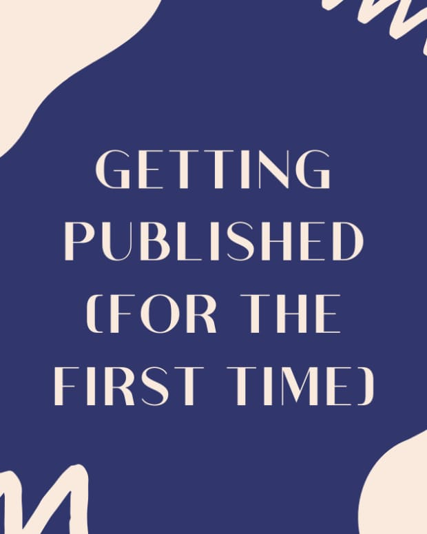 getting-published-for-the-first-time