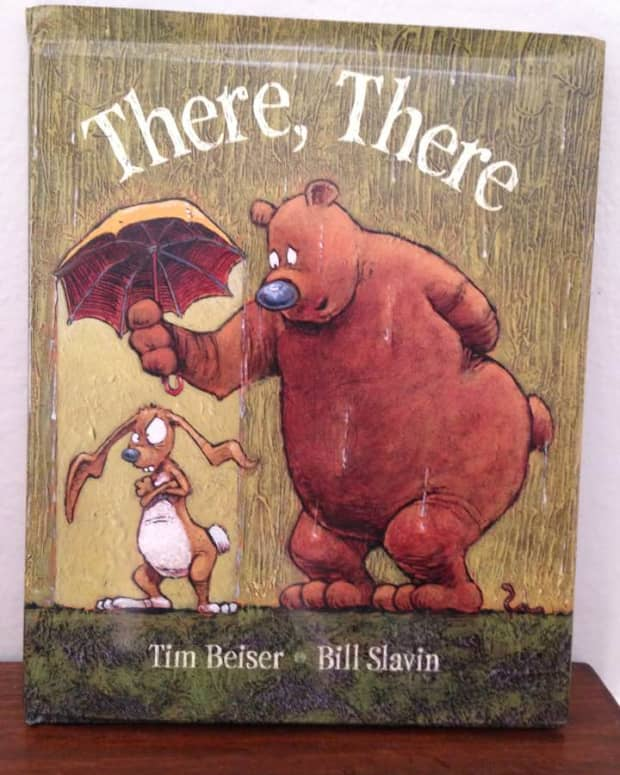 tim-beisers-new-picture-book-there-there-has-a-lesson-for-looking-on-the-bright-side