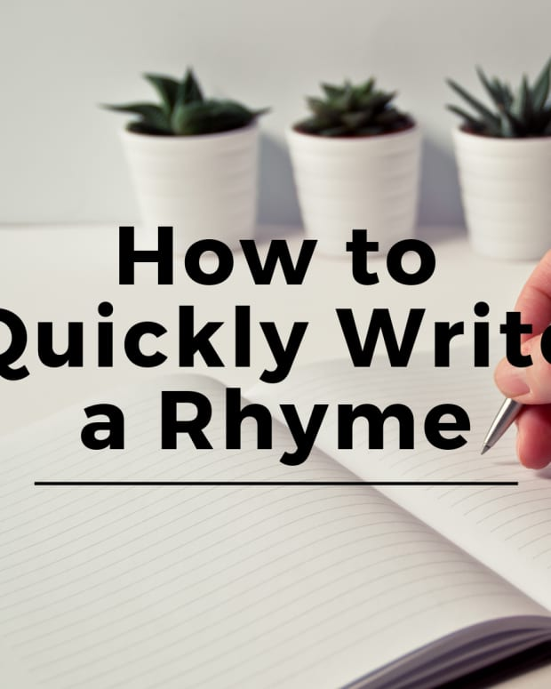 how-to-write-a-rhyme