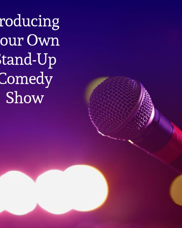how-to-produce-your-own-stand-up-comedy-show