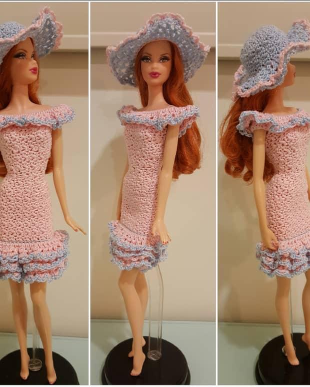 barbie-flounce-off-shoulder-ruffled-dress-free-crochet-pattern