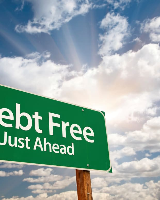 our-journey-to-being-debt-free