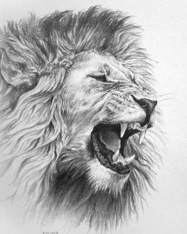 lion-hearted