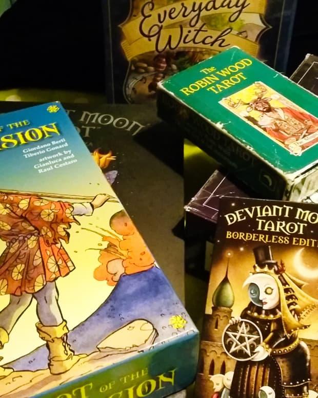 favorite-five-tarot-decks