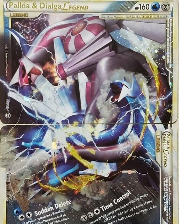 best-pokemon-legend-cards