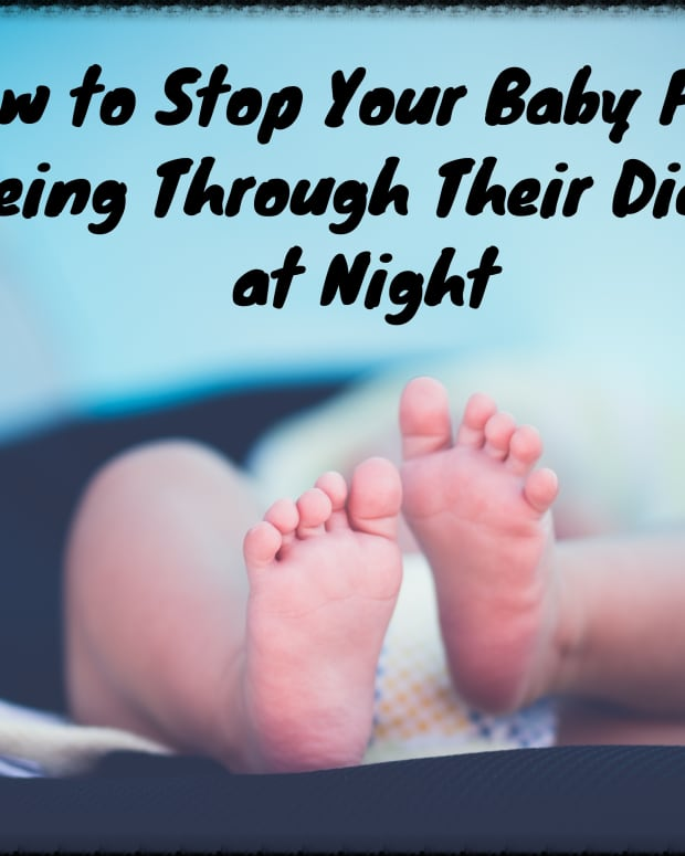 how-to-stop-baby-from-peeing-through-diapers-at-night