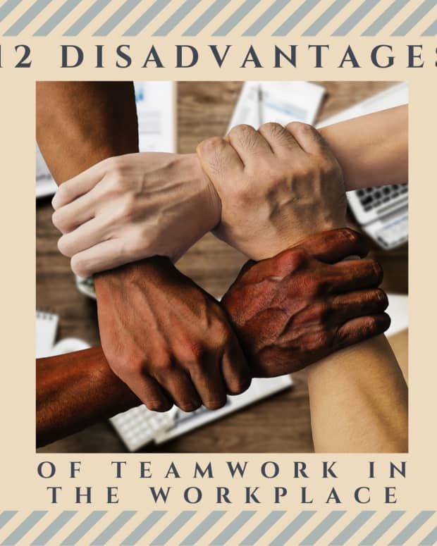 disadvantages-of-teamwork-in-the-workplace