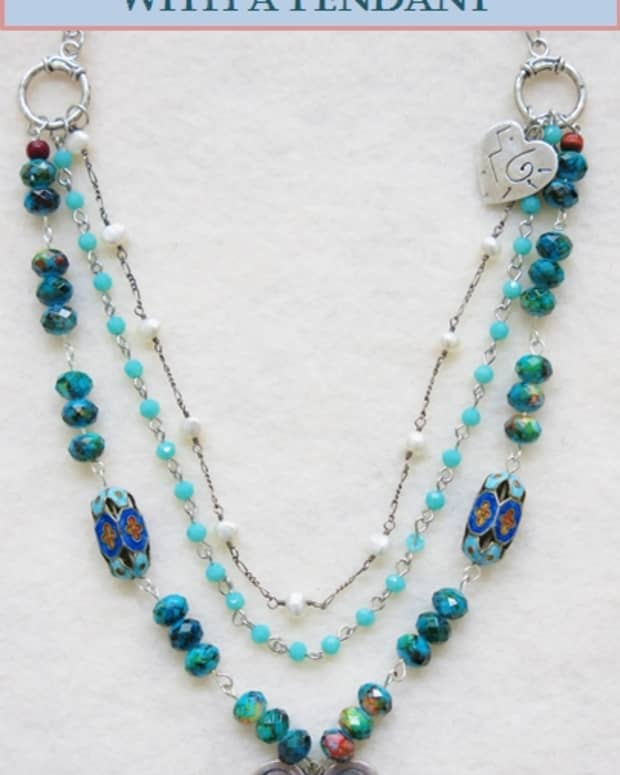 diy-jewelry-tutorial-how-to-make-a-boho-layered-necklace-with-pendant