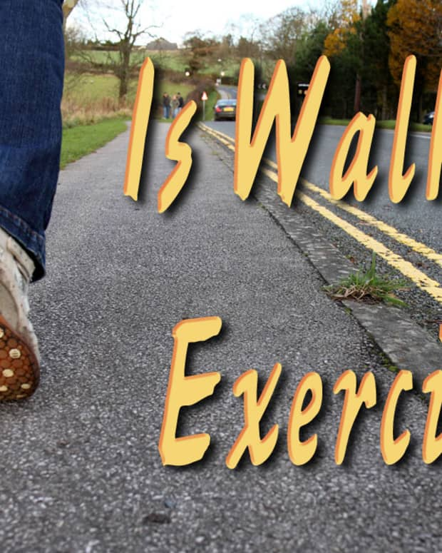is-walking-exercise