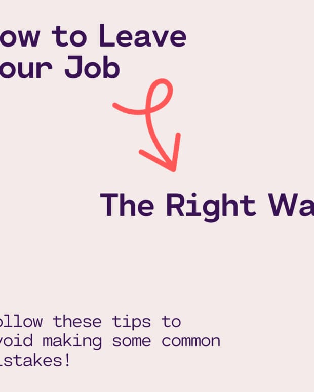 how-quit-your-job-right-way