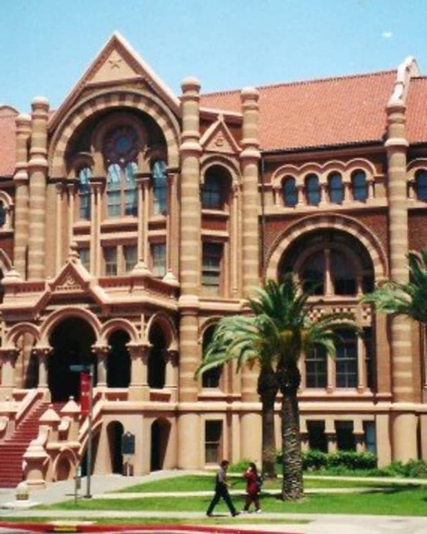 old-red-the-utmb-medical-school-and-galveston-island-beaches
