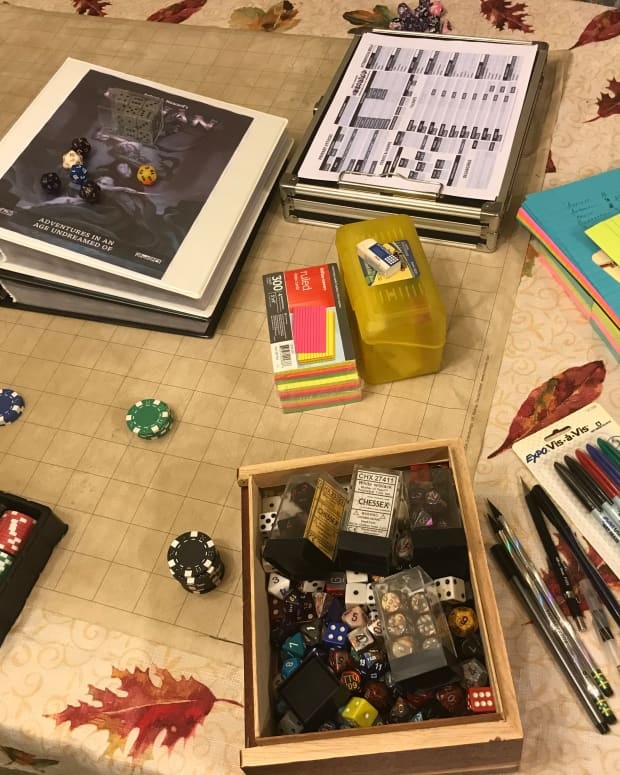 tabletop-roleplaying-game-player-aides
