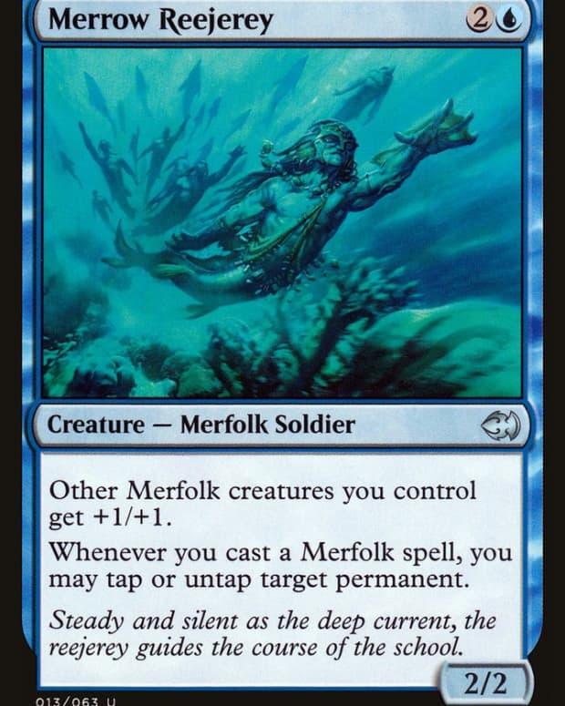 best-merfolk-creatures-mtg