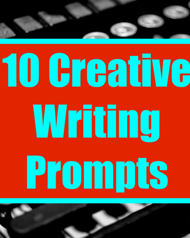 best-creative-writing-prompts