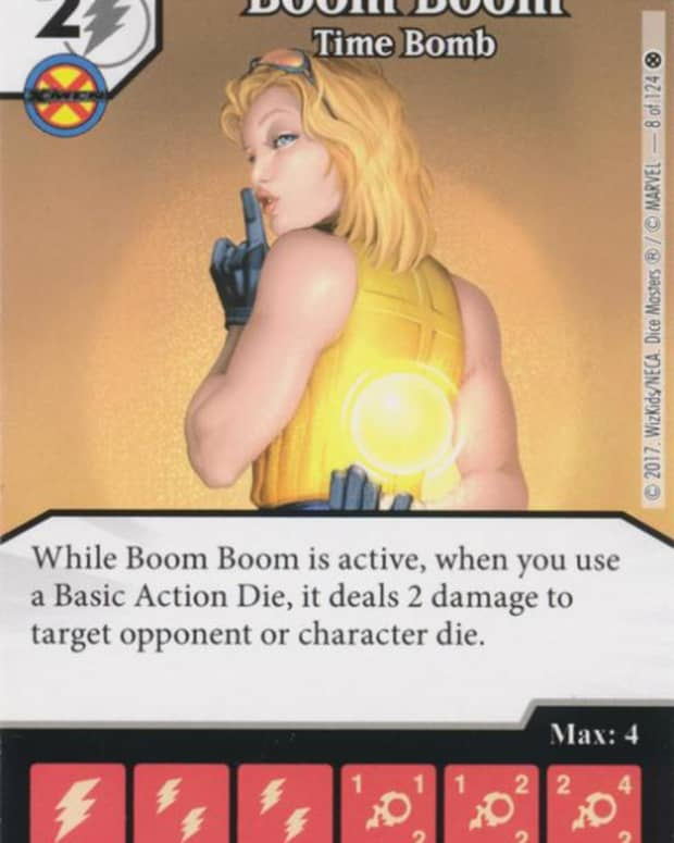 best-common-characters-dice-masters