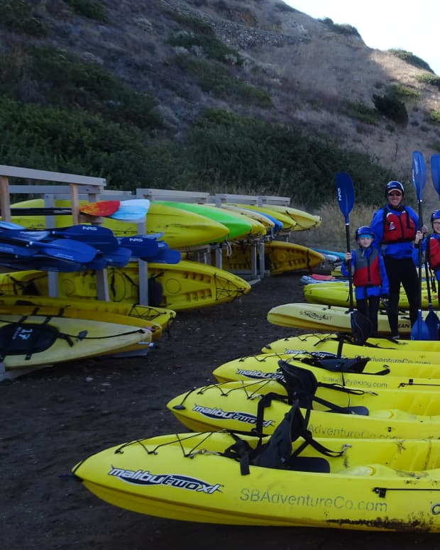 sea-kayaking-in-channel-islands-national-park