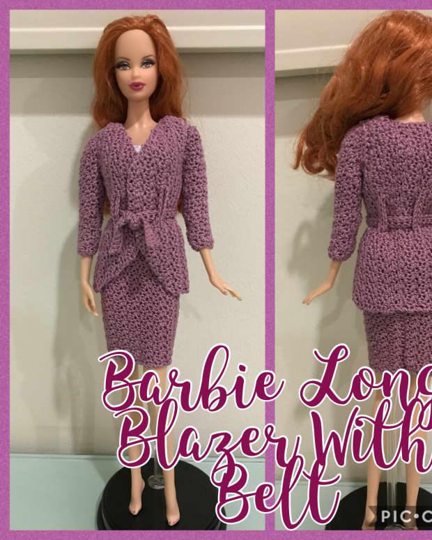 barbie-long-blazer-with-belt-free-crochet-pattern