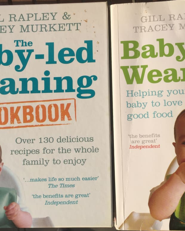 gill-rapley-tracey-murketts-baby-led-weaning-a-review