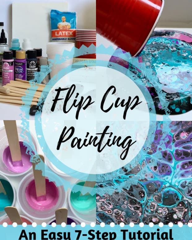 flip-cup-painting