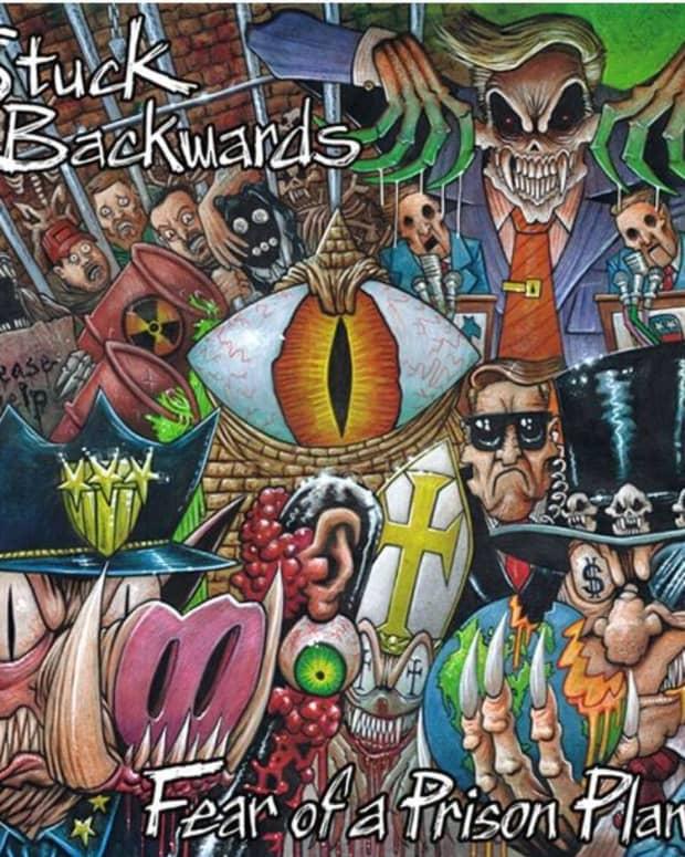 stuck-backwards-fear-of-a-prison-planet-album-review
