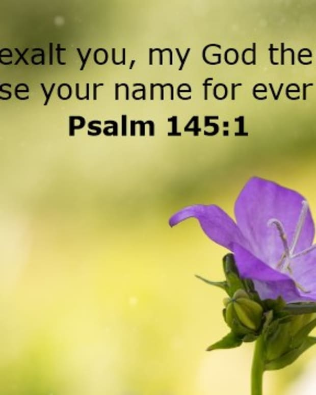 five-gs-to-describe-god-according-to-psalm-145