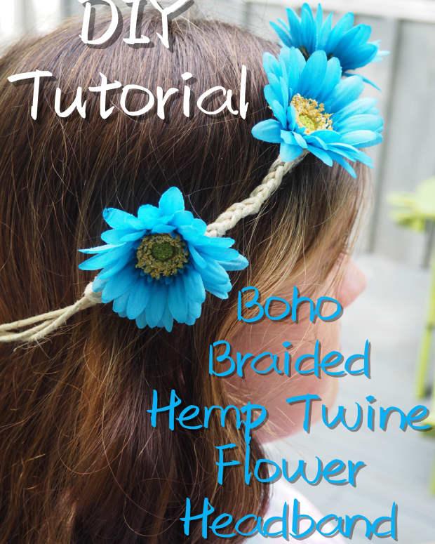 easy-boho-braided-hemp-twine-flower-headband-tutorial