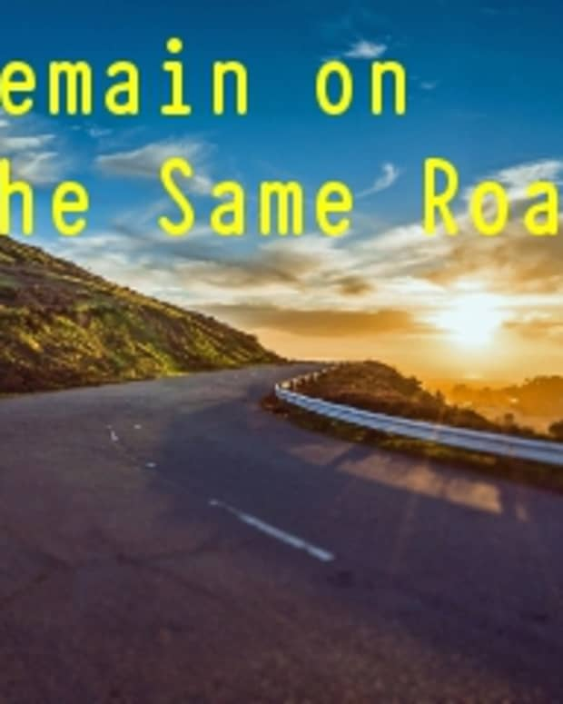 we-remain-on-the-same-road