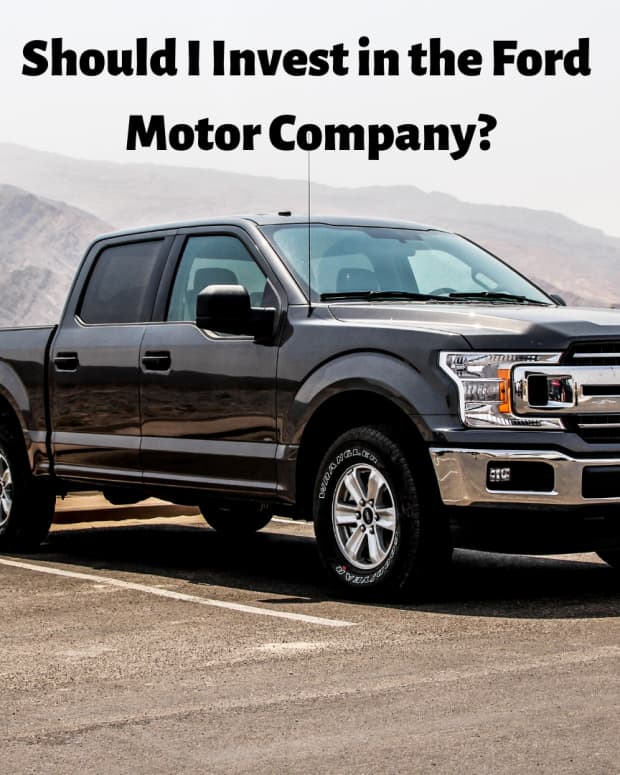 should-i-invest-in-shares-in-the-ford-motor-company