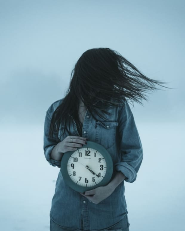time-is-a-ghost
