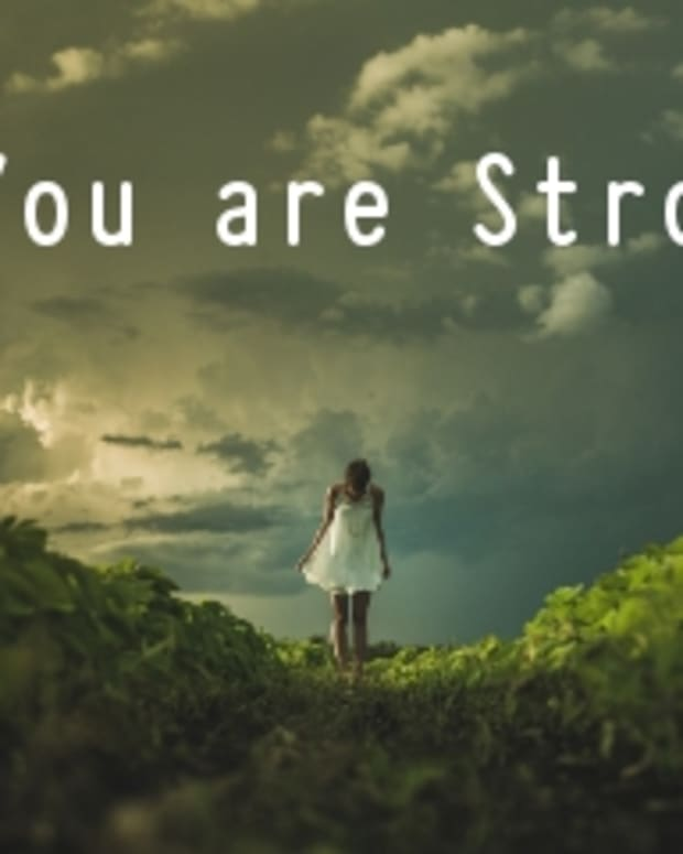 you-are-strong