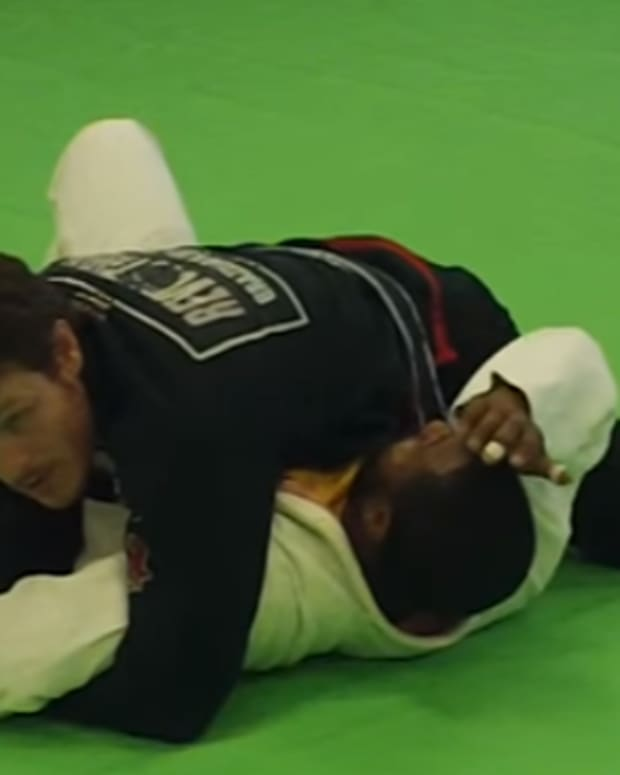 kimura-from-side-control