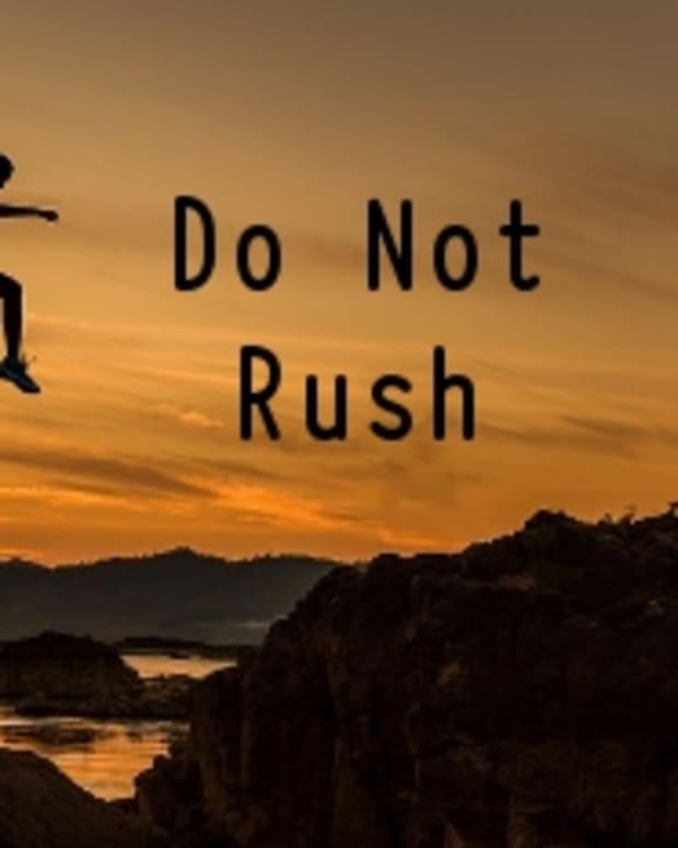 do-not-rush