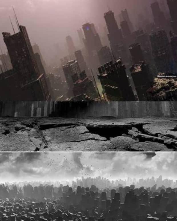 metropolis-abandoned