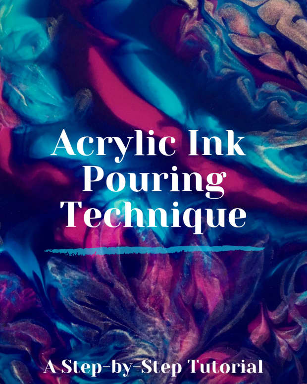 acrylic-ink-pouring