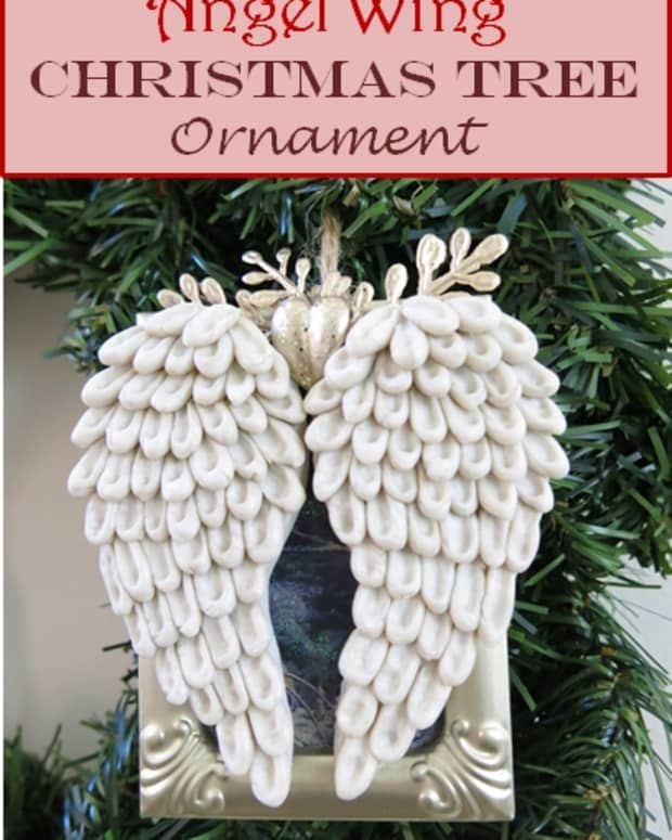 how-to-make-an-angel-wings-christmas-ornament-with-polymer-clay