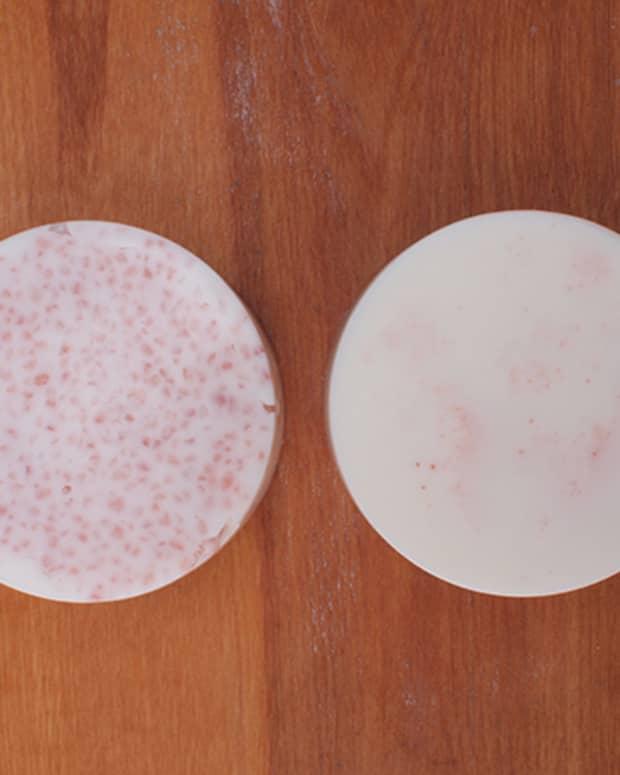 trials-for-a-glycerin-soap-solid-scrub-bar-recipe