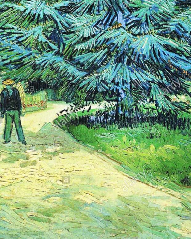 """Original Poem: """"Lovers in The Poet's Garden,..."""