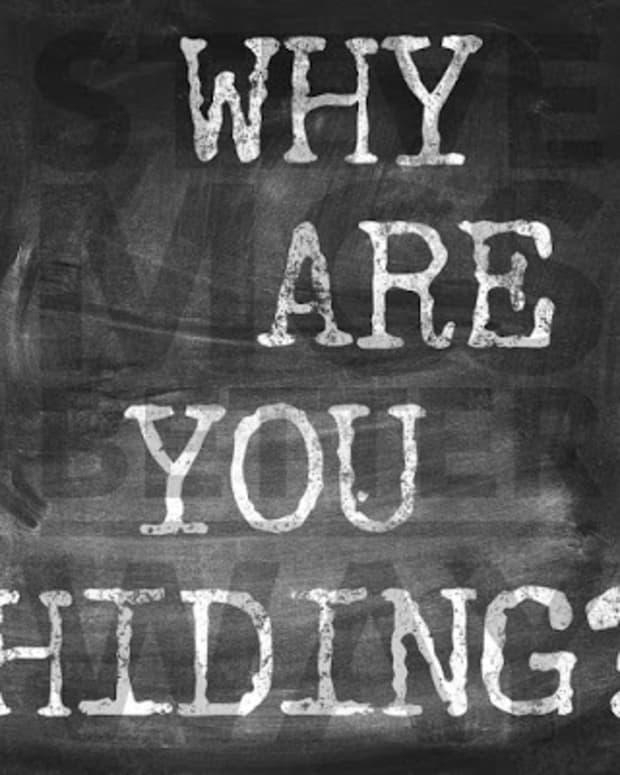 why-are-you-hiding