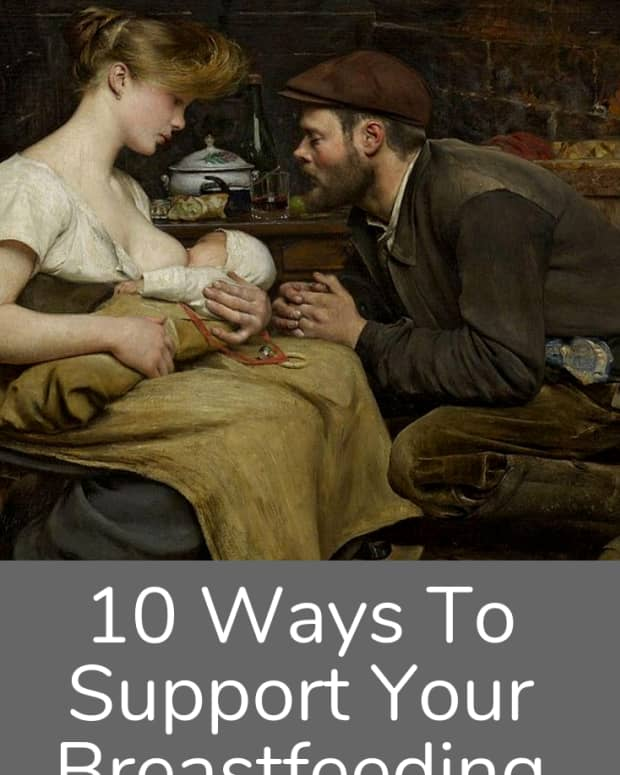 how-to-support-your-breastfeeding-partner