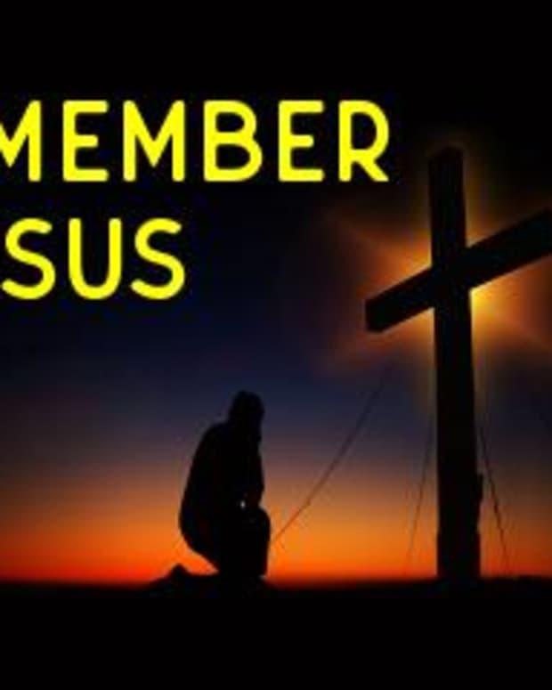 poem-remember-jesus