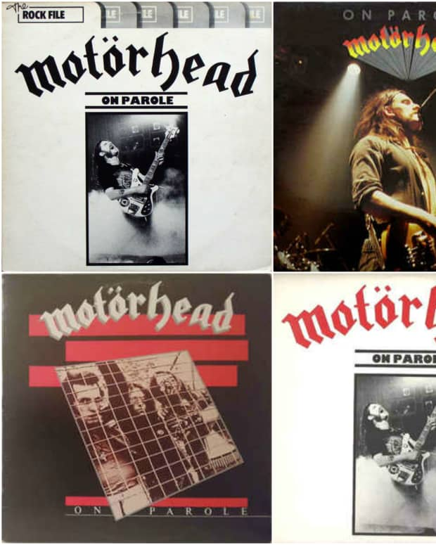 motorhead-on-parole-album-review