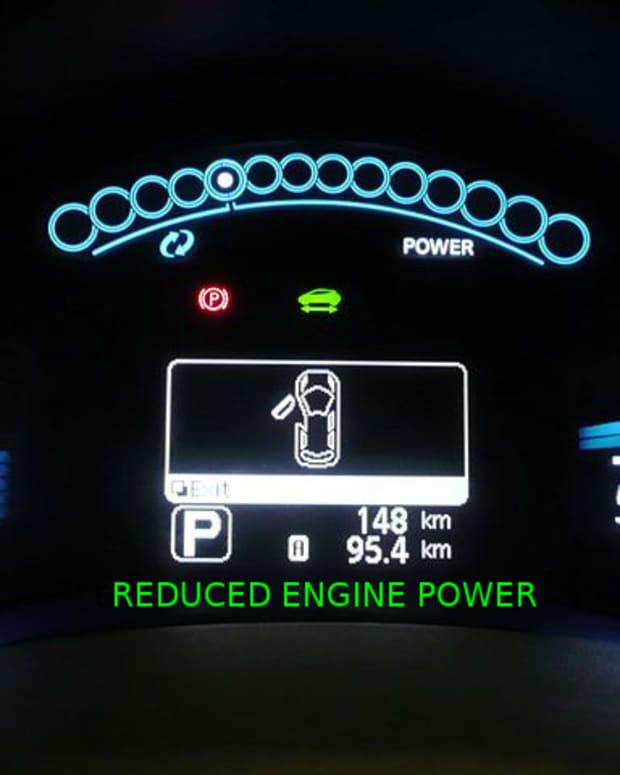 减少发动机 - 电源 - 消息和修复
