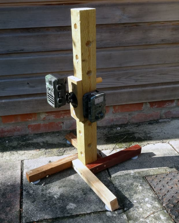 design-construction-and-field-test-of-bespoke-wooden-wildlife-camera-stand