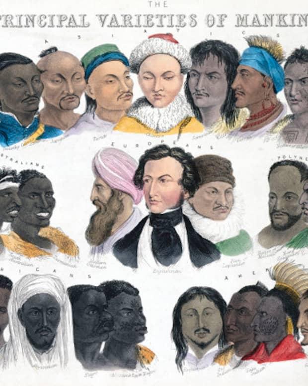 Science of Race, Metaphor of Color