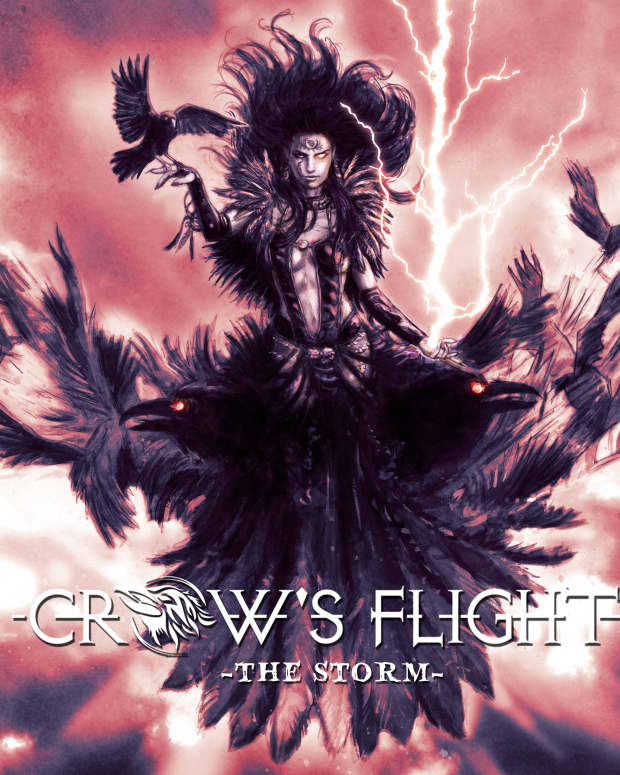 crows-flight-the-storm-album-review