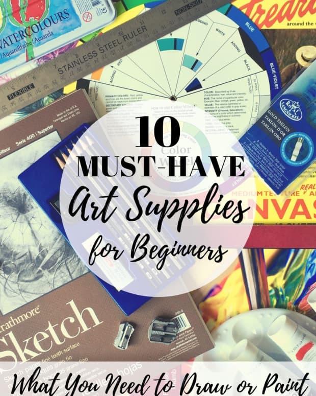 art-supplies-beginners