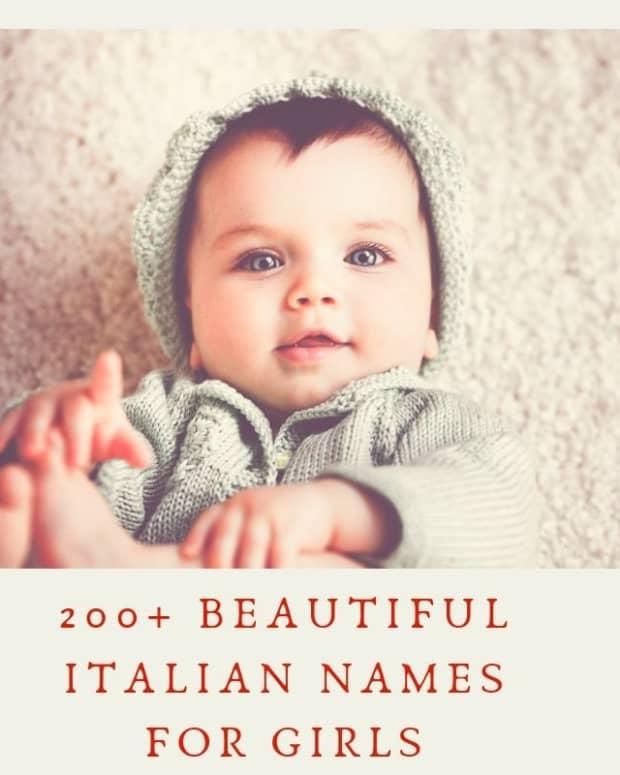 italian-baby-girl-names